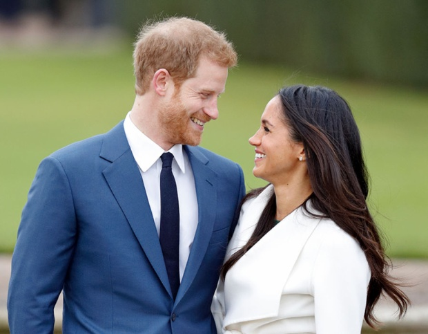 Đám cưới Hoàng tử Harry sẽ diễn ra vào cuối tuần này. Ảnh: Getty