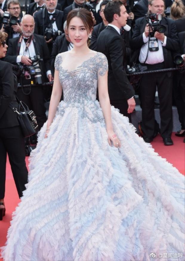 Những sao Hoa ngữ tự làm mình mất mặt tại Liên hoan phim Cannes 2018