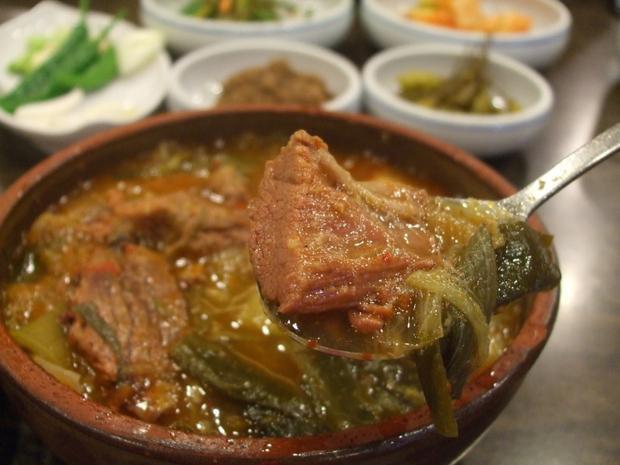Những món ăn đặc sản Hàn Quốc khiến nhiều người phải khóc thét vì ngoại hình kinh dị