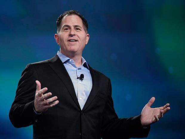 12. Michael Dell, người sáng lập và CEO Dell Technologies. Tài sản ròng: 22,8 tỷ USD. Dell được xem là công ty công nghệ tư nhân lớn nhất trên thế giới.