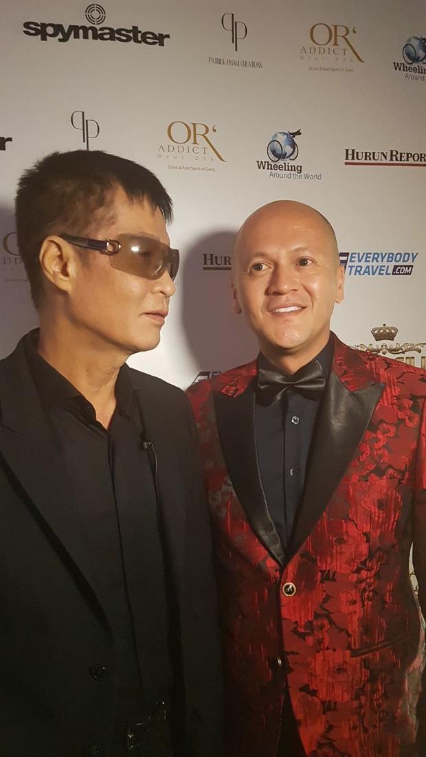 NTK Patrick Phạm và đạo diễn Lê Hoàng