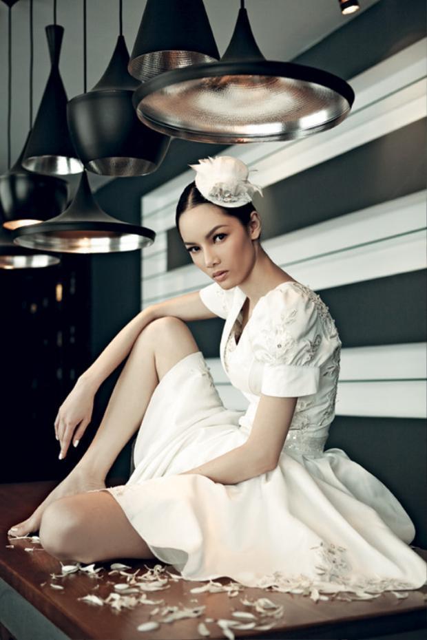 Hình ảnh Bảo Hòa xuất hiện thường xuyên trên cáctrang tạp chí hàng đầu thế giới như: Vogue, Elle, Teen Vogue, Cosmo Girl, In Style, Marie Claire…