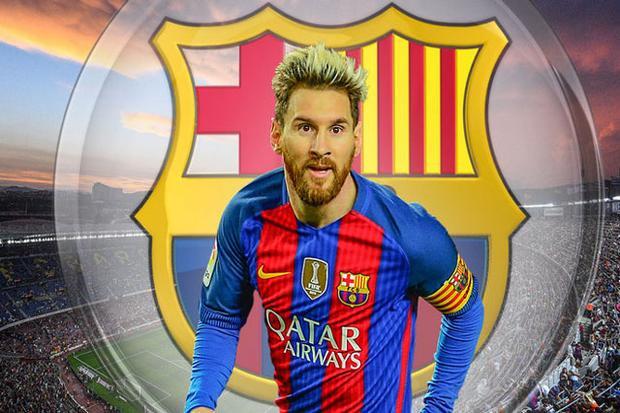 Messi tuyên bố muốn gắn bó lâu dài với Barcelona.