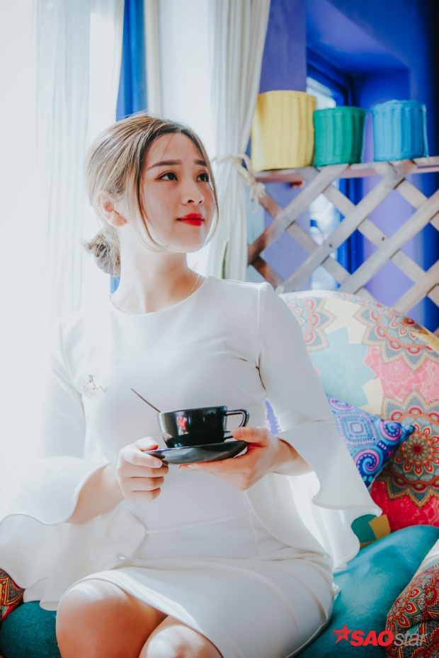 Trần Thị Hậu (sinh năm 1999, quê ở Móng Cái, Quảng Ninh).