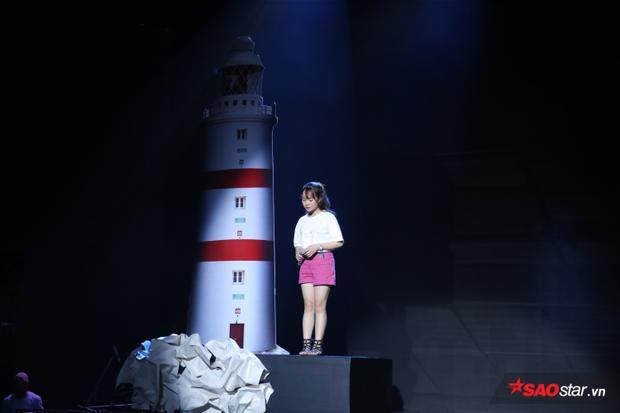 Yuuki Ánh Bùi - thí sinh trở lại đêm Chung kết nhờ Chiếc vé may mắn bình chọn từ khán giả.