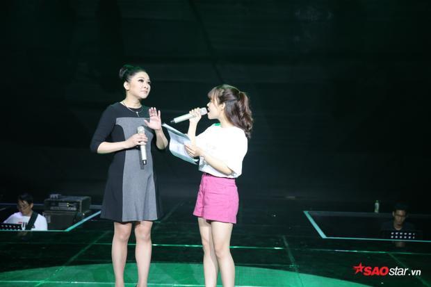 Trong đêm Chung kết, một lần nữa khán giả sẽ được thưởng thức tiếng hát của nữ HLV Như Quỳnh trên sân khấu cùng Yuuki Ánh Bùi.