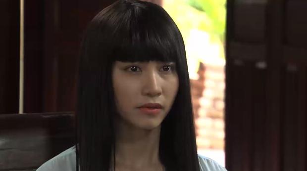 Ngân Khánh trong vai diễn lấy cảm hứng từ cô Ba Sài Gòn.