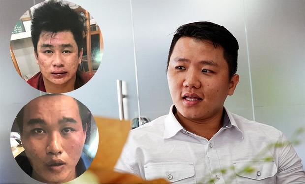 """Lâm Hiếu Long - trưởng nhóm hiệp sĩ ở TP.HCM cho biết, từng vài lần chạm mặt và bị Tài """"mụn"""" cùng Phú cầm dao thách thức. Ảnh: Vietnamnet."""