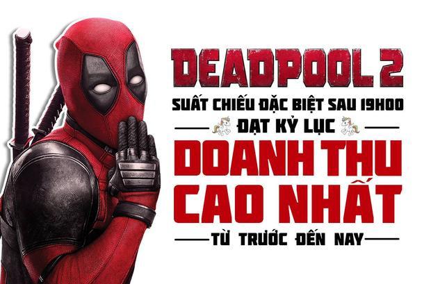 Vì sao chưa vào 'Vũ trụ điện ảnh Marvel' nhưng Deadpool 2 vẫn khiến khán giả xếp hàng dài chờ thưởng thức?