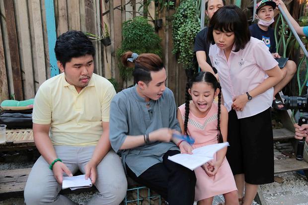 Quốc Khánh, Huỳnh Lập, bé Khánh Như, Hạnh Thảo