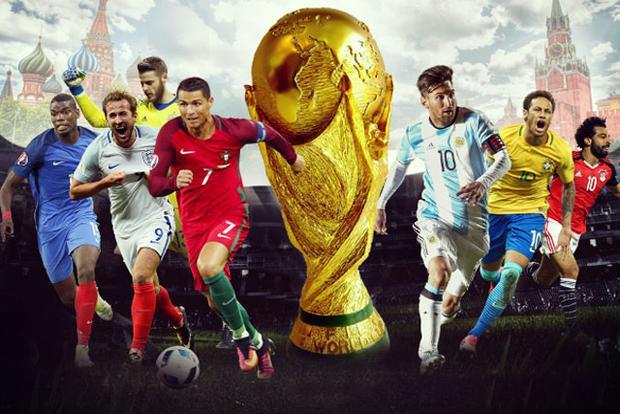 FIFA tăng tiền thưởng World Cup 2018 thêm 40%.