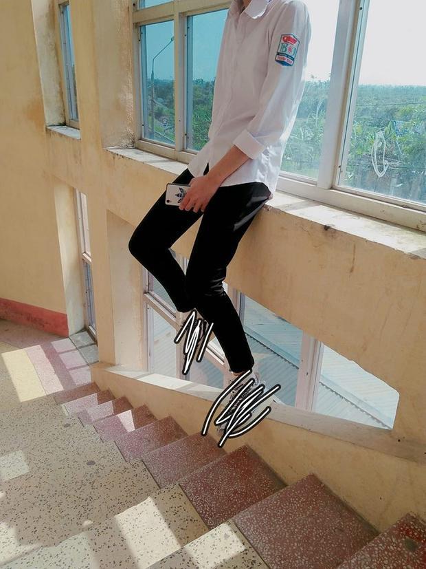 Hình ảnh mà thành viên Phương Mai Phạm khiến nhiều người nhầm tưởng đây là cậu bạn nam.