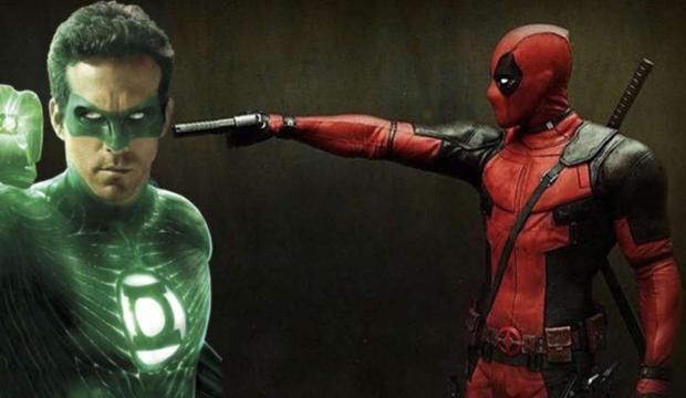 Deadpool tự tay huỷ diệt suy nghĩ đóng vai Green Lantern của Ryan Reynolds thời trẻ.