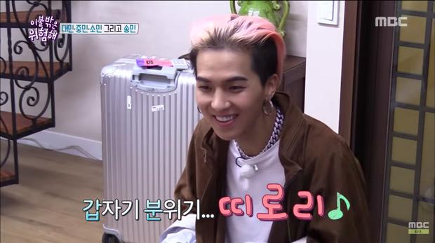 Vẻ ngoài điển trai cùng nụ cười ấm áp đốn tim hội chị em của Mino.