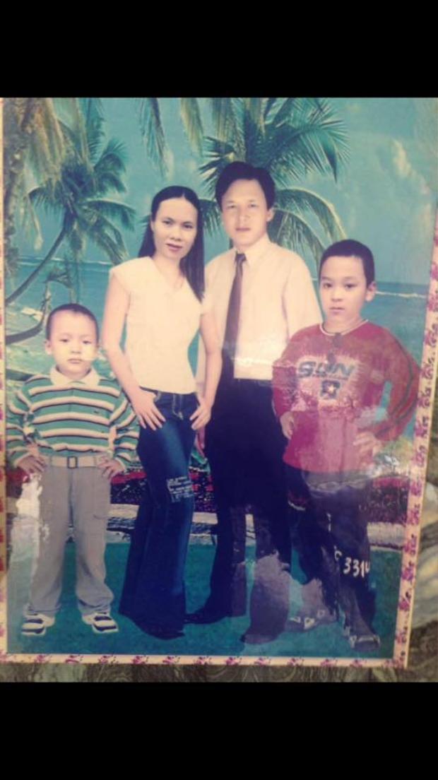 """Đây là ảnh gia đình của bạn Duyên Lê - trông """"có tâm"""" thật sư"""