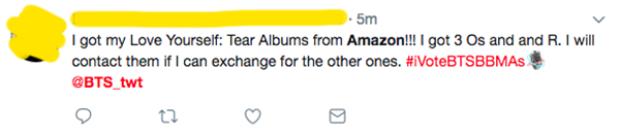 Lỗi vận chuyển hàng, một fan BTS nhận được album dù đĩa còn chưa lên kệ