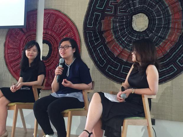 Đỗ Thị Thùy Quỳnh cho biết, cô chưa bao giờ tiếc khi mất phí tham dự các chương trình giao lưu quốc tế.