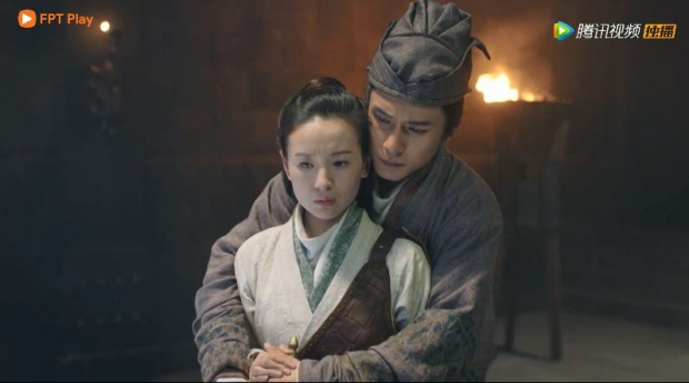 """Cặp đôi """"sáng"""" không kém đôi chính Lưu Bình - Phục Thọ lại chỉ là hư cấu của bộ phim"""