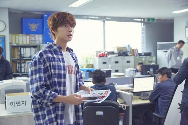 Chết mê chết mệt với ngoại hình mới của Park Hae Jin trong Four Man