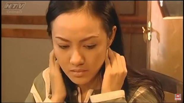 Hoài Anh vào vai phản diện trong bộ phim phát sóng cách đây 15 năm.