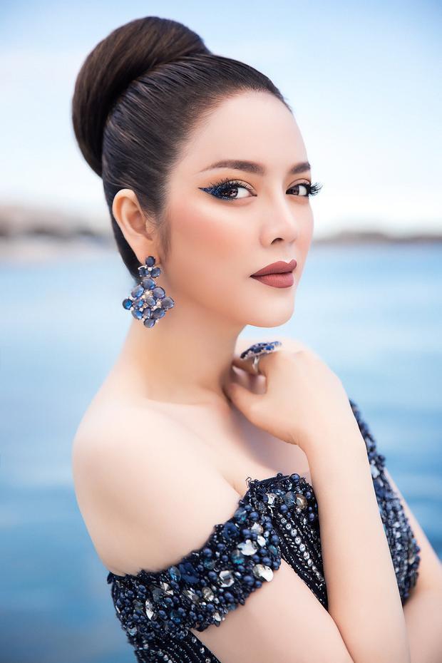 Cô cũng tiết lộ vào tháng 6 sẽ có một nhà sản xuất nữ nổi tiếng đến Việt Nam để nghiên cứu những nét đẹp về văn hoá, qua đó hy vọng khởi nguồn nên một bộ phim hay.