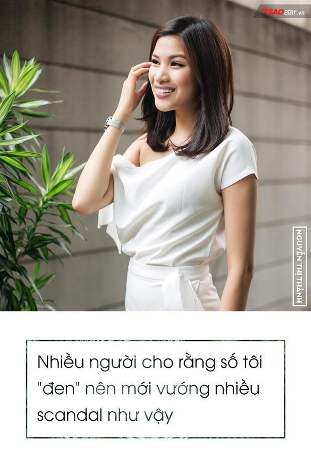 Nguyễn Thị Thành: Dù gia cảnh có khó khăn như thế nào, tôi cũng không chụp ảnh nude để kiếm tiền