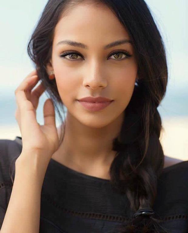 Christina Peiris (Sri Lanka) - top 16 Miss Universe - Hoa hậu hoàn vũ 2017