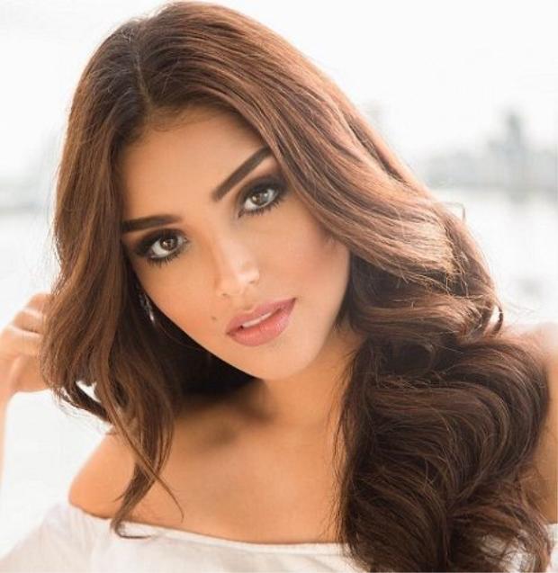 Laura Gonzalez - Colombia - Á hậu 1 Miss Universe - Hoa hậu hoàn vũ 2017.