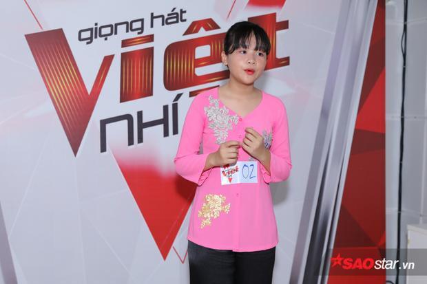 """Sau mùa giải 2017 """"nói không với dân ca, bolero"""", Giọng hát Việt nhí năm nay trở lại đa dạng thể loại. Nhiều thí sinh giành được tấm vé vàng với giọng hát ngọt ngào, đáng yêu này."""