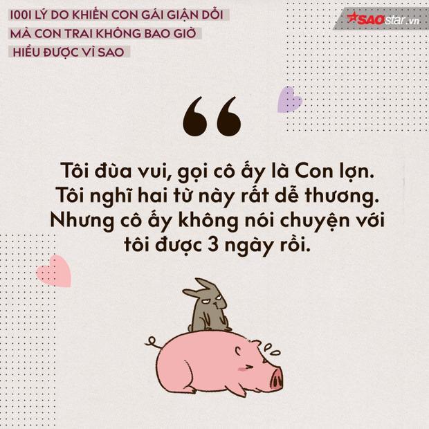 Không chỉ con Lợn, mà con Heo, con Bò, con Gà, con Cáo… cũng không được gọi nhé.
