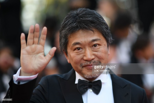 Đạo diễn người Nhật - Hirokazu Koreeda.