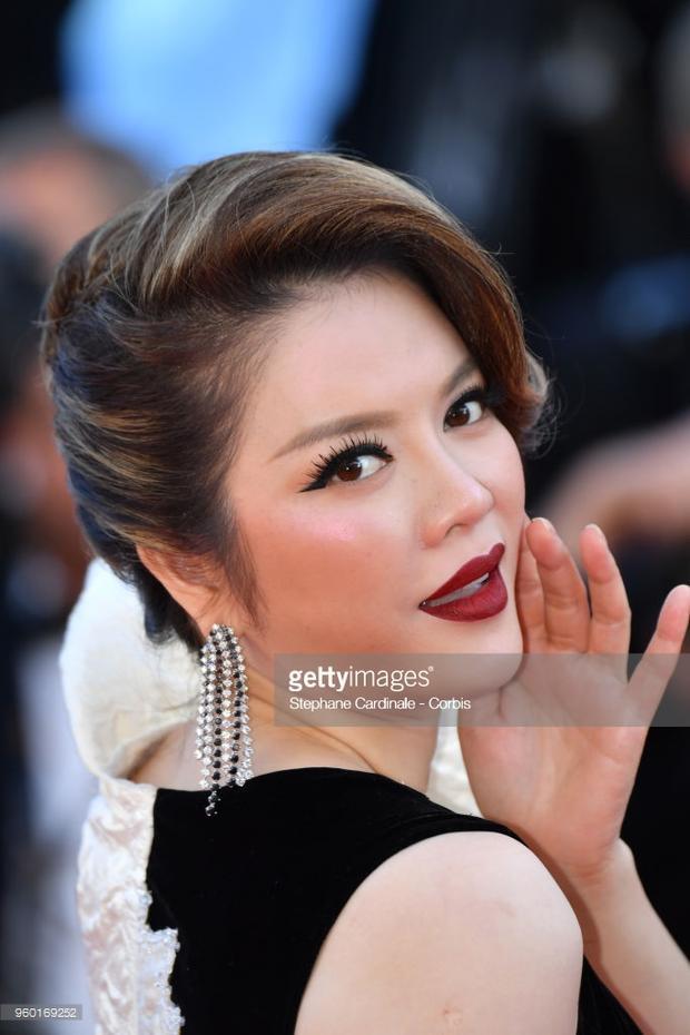 Bế mạc Cannes 2018: Lý Nhã Kỳ kiêu sa bên đạo diễn Cành cọ vàng Hirokazu Koreeda