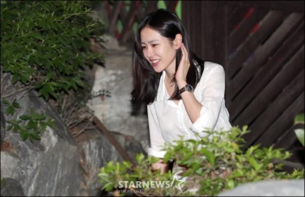 """""""Tình đầu quốc dân"""" của chúng ta - Son Ye Jin."""
