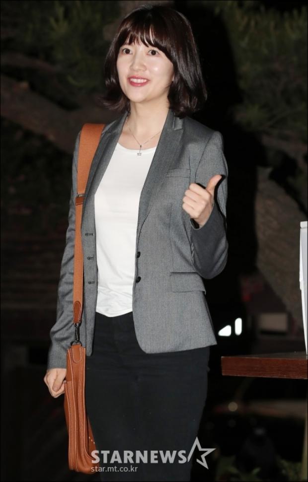 Jang So Yeon.