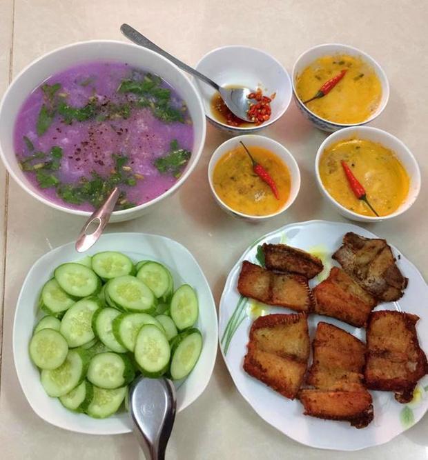Với chị Diễm, hiện tại, nấu ăn không chỉ là nghĩa vụ chăm sóc chồng con mà đó còn là sở thích của chị hàng ngày.