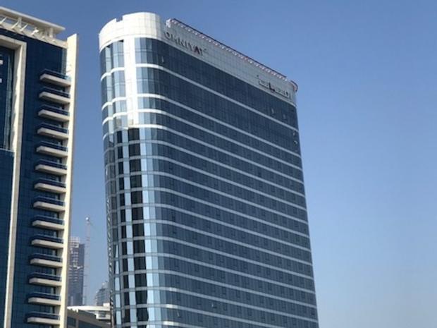Cận cảnh toà nhà công nghệ độc đáo hình iPod ở Dubai xa hoa