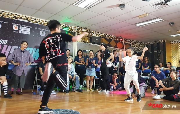 Tròn mắt ngắm bước nhảy hiphop máu lửa của các dancer nhí