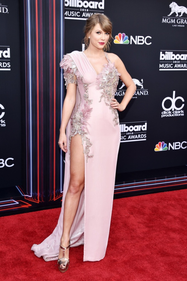 Taylor Swift: Tâm điểm của BBMAs 2018!