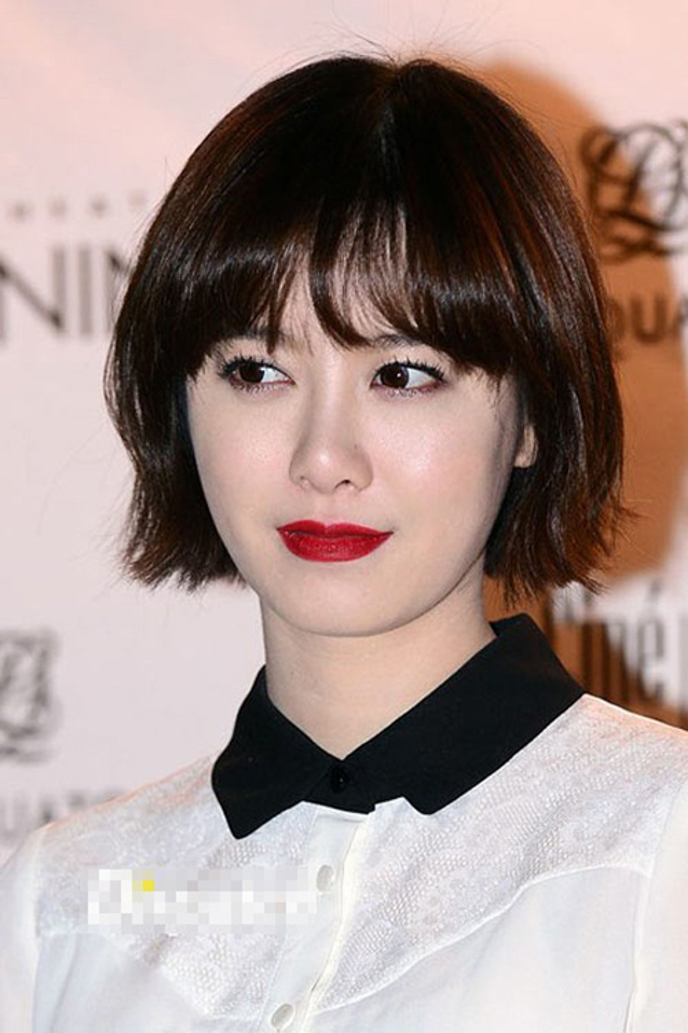 Trông Goo Hye Sun già đi cả chục tuổi.