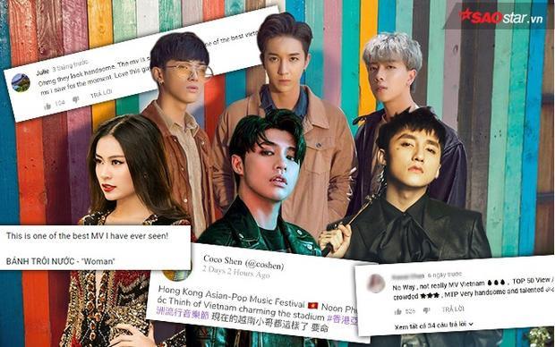 Khi sao Việt khiến fan nở mũi vì được khán giả quốc tế khen lên mây