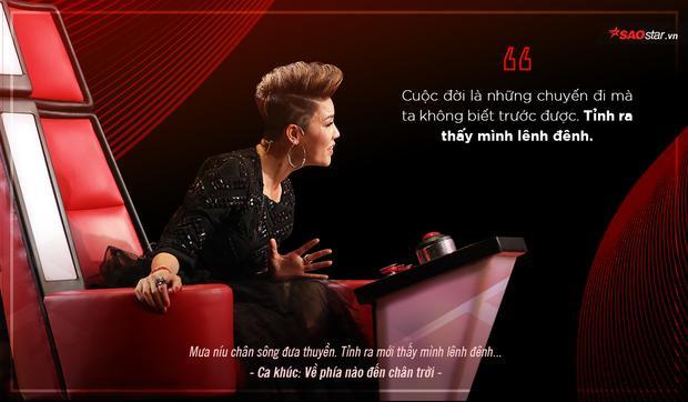 Việc có được giọng ca chuyển giới Hoài Sa trong team cũng là trải nghiệm hoàn toàn mới của HLV Thu Phương tại Giọng hát Việt năm nay.