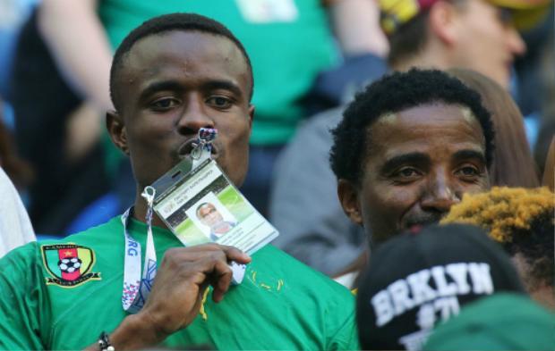 Fan ID là tấm hộ chiếu dành cho các tín đồ đam mê bóng đá. Ảnh: Petr Kovalev