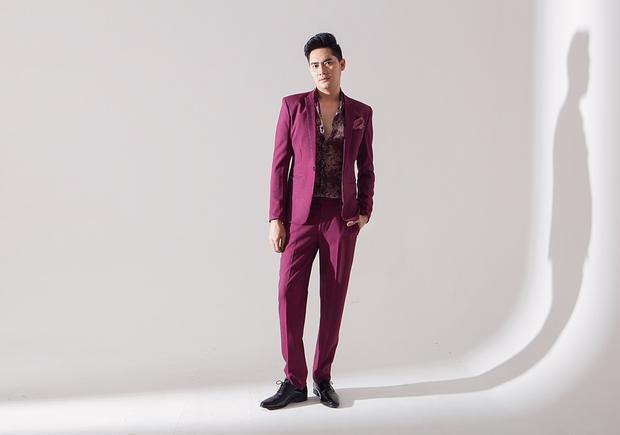 Chia sẻ về dự án mới, Minh Luân tiết lộ anh mong muốn hướng đến hình ảnh doanh nhân-nghệ sĩ, vừa lịch lãm, vừa có chất ngông.