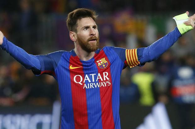 Messi đạt được nhiều cột mốc đáng nể ở La Liga mùa giải 2017/18.