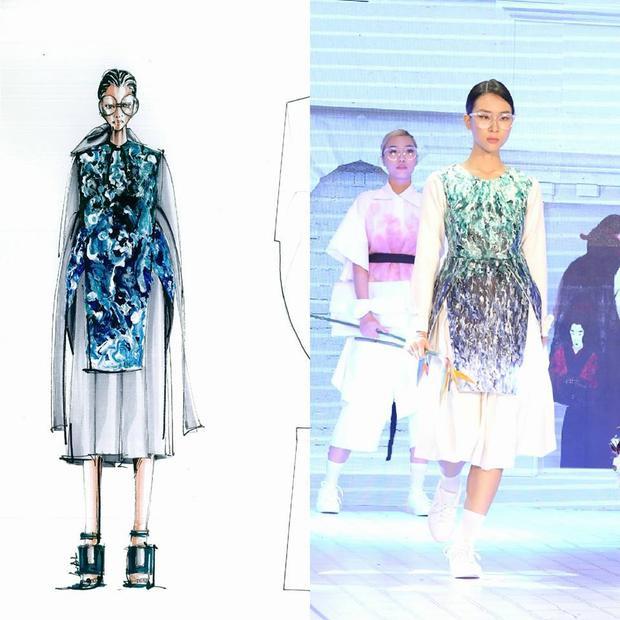 Trước khi đến với Siêu mẫu Việt Nam 2018, Đông Hạ là gương mặt quen thuộc từng sải bước trên nhiều sàn diễn thời trang trong nước, là sự lựa chọn của nhiều nhà thiết kế: như nhà thiết kế - minh họa thời trang Lâm Á Luân.
