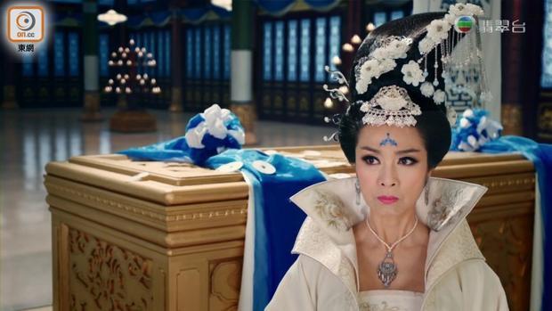 Mễ Tuyết vẫn ghi dấu ấn dù chỉ là nhân vật khách mời trong phim