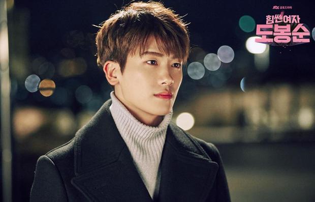 Ca sĩ kiêm diễn viên Park Hyung Sik.