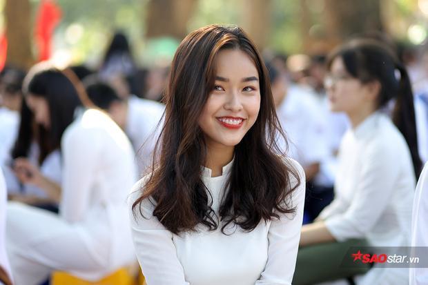 Nét đẹp tự tin, hiện đại của nữ sinh trường Chu Văn An.