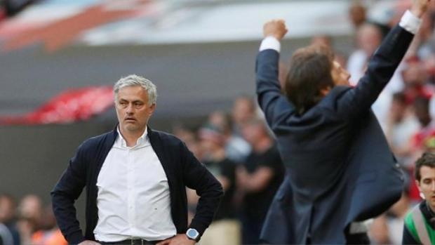 Mourinho đã khiến M.U có 1 mùa giải trắng tay.