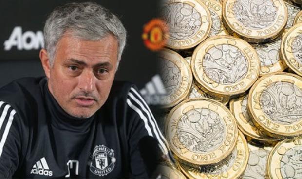 Mùa Hè này Mourinho nhiều khả năng sẽ lại tiêu khá tiền của Man United.